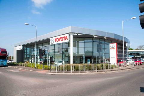 About Us Steven Eagell Toyota Cambridge